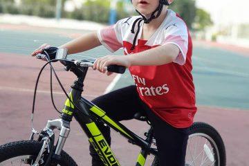 לרכוב על אופניים – לקחת עזרה כשצריך…